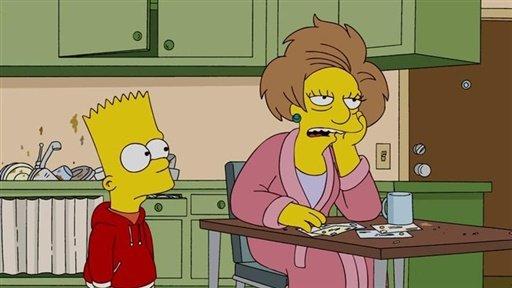 Saison 21 épisode 2 - La Réponse De Bart