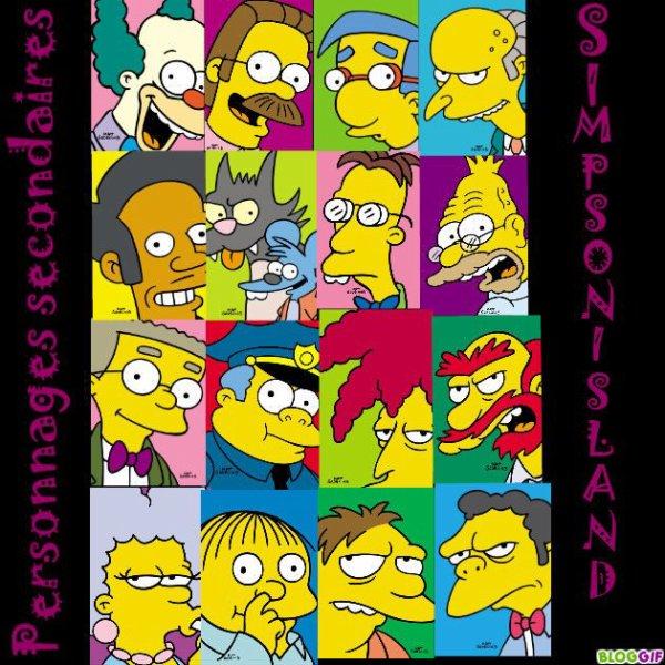 Votre personnage préféré en dehors de la famille Simpson ?