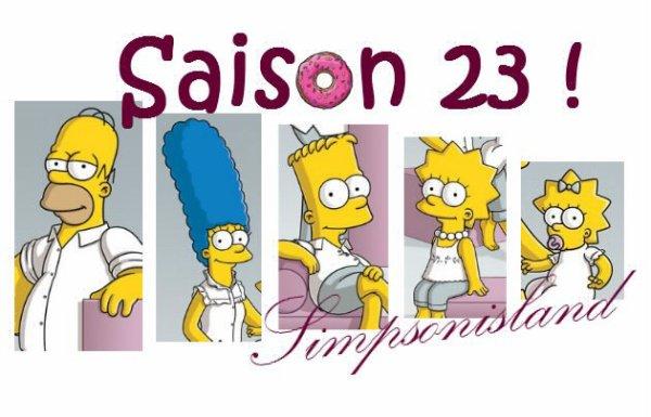 Saison 23 !