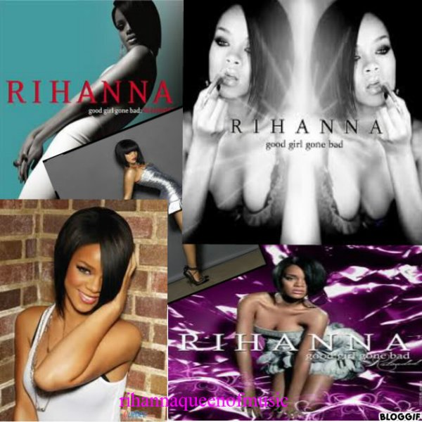 Rihanna good girl gone bad reloaded and remix
