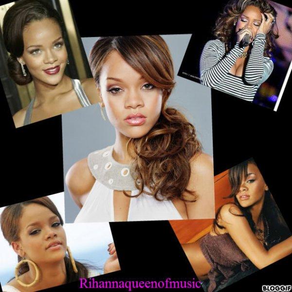 Rihanna let me