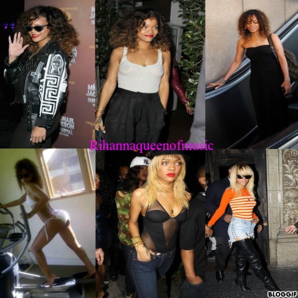 Rihanna farewell