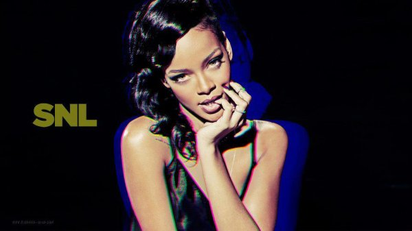 Rihanna 777 tour + gq couverture ♥ + snl promo