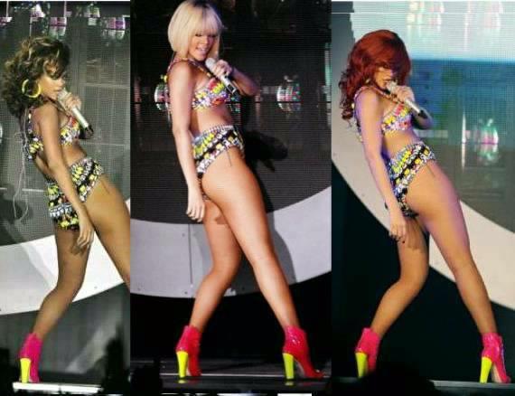 Rihanna jump