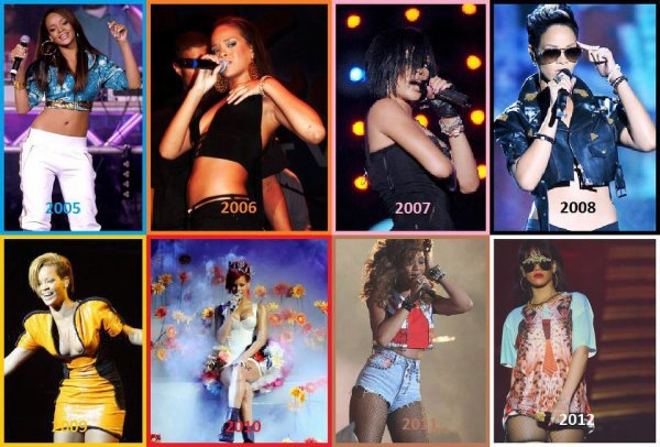 Rihanna loud tour ♥