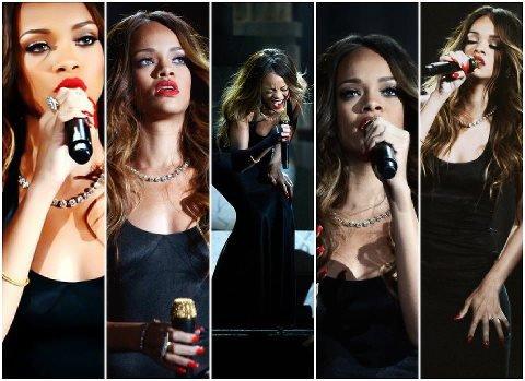 Rihanna stay  official vidéo
