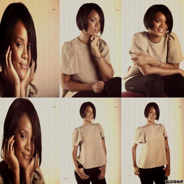 Rihanna photoshoot 1 ♥