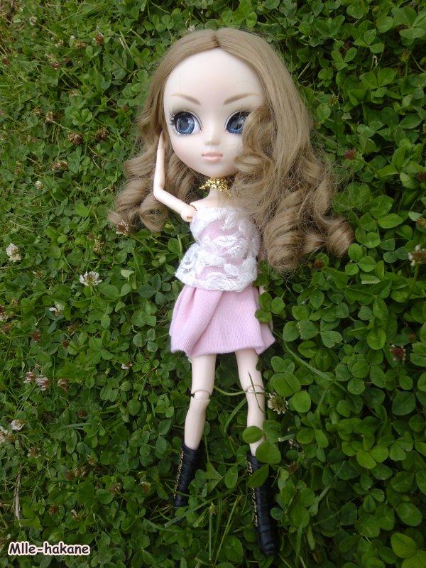 Première séance photo de Amy !