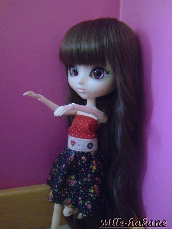 Amy, zombie attitude. x)
