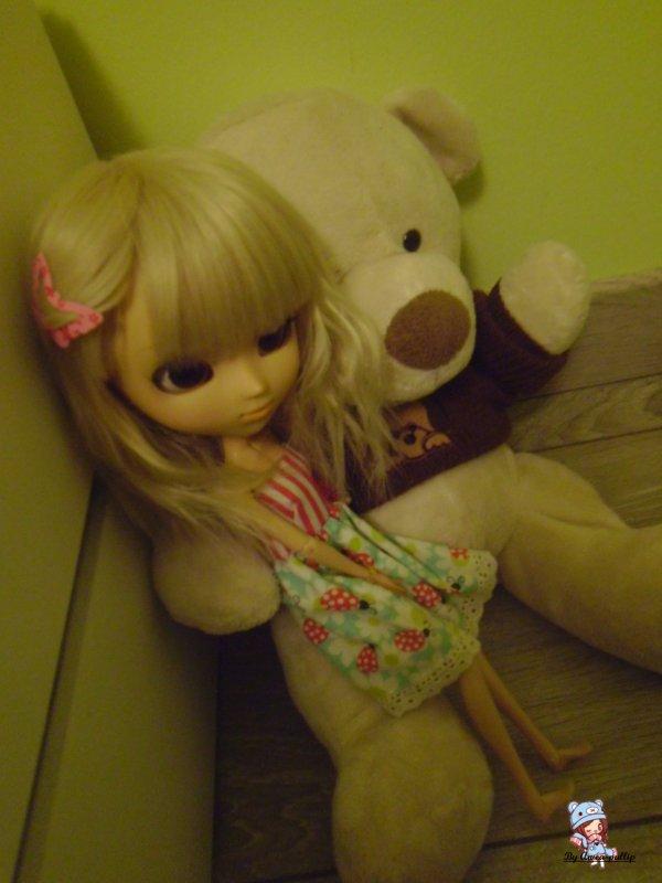 Mini rencontre avec la meilleure amie de ma soeur.
