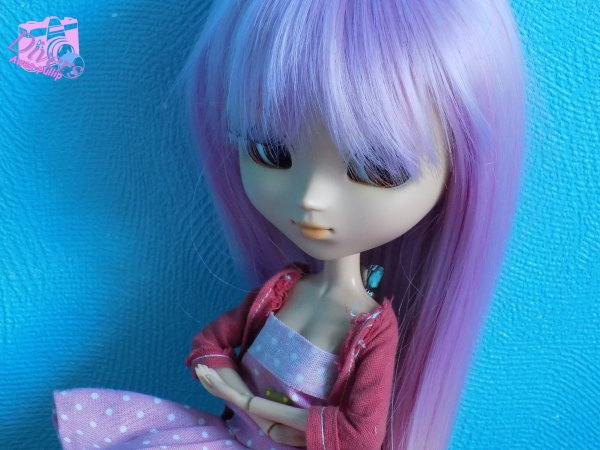 Des wigs qui ne cesse de bouger x') Avec Harummy-pullip