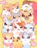 [Anime de l'enfance # Maternelle]Mon premier anime ! ~ : Hamtaro #Anime n°1 Kohai n°1
