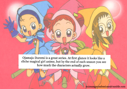 [Anime de l'enfance #Maternelle + Primaire] Quatrième anime : Magical Doremi ~ Second magical girl ! #Anime n°4