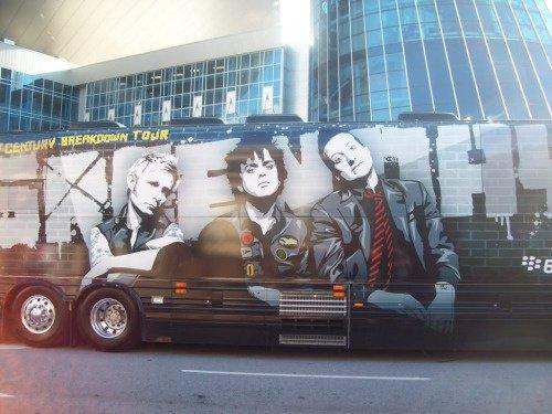 Autobus de Tourné!!!