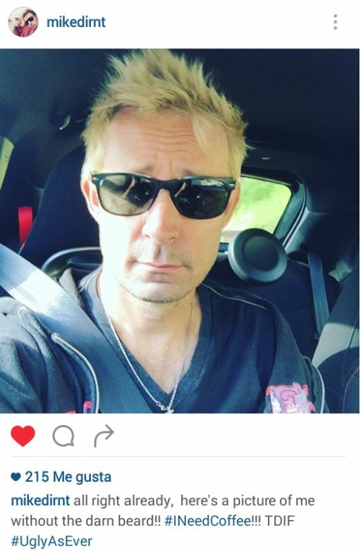 Mike dirnt ❤️