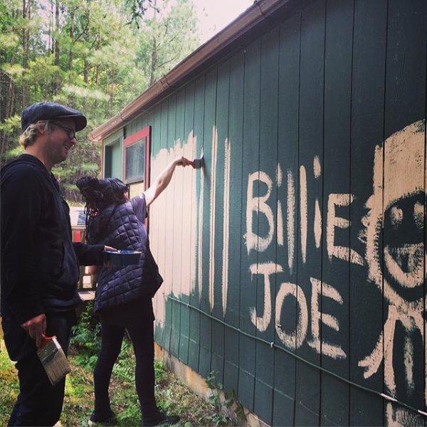 BJ et Adie