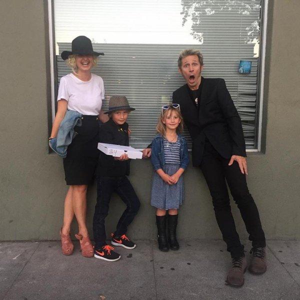 La petite famille a Mike :)