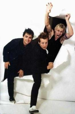 Histoire Green day Punks Californiens.