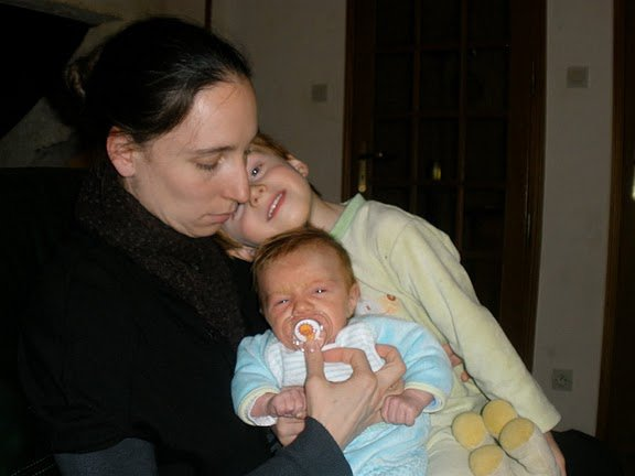 tim coco et leur maman