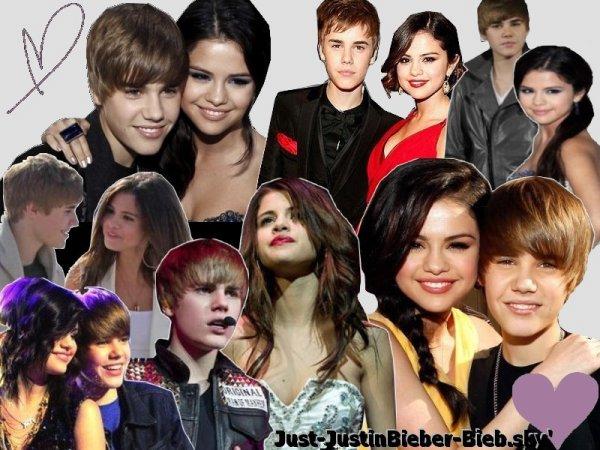 Jelena => Justin + Selena
