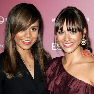 Kidada et Rashida Jones