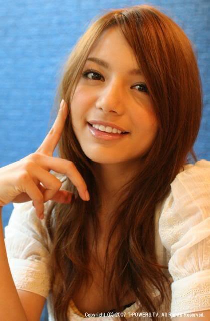 Tina Yuzuki