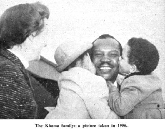 Ian Khama