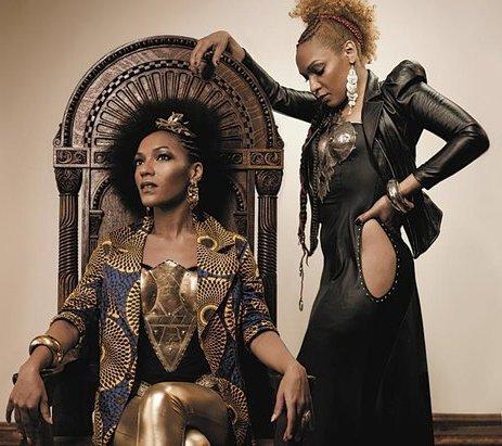 Les Nubians