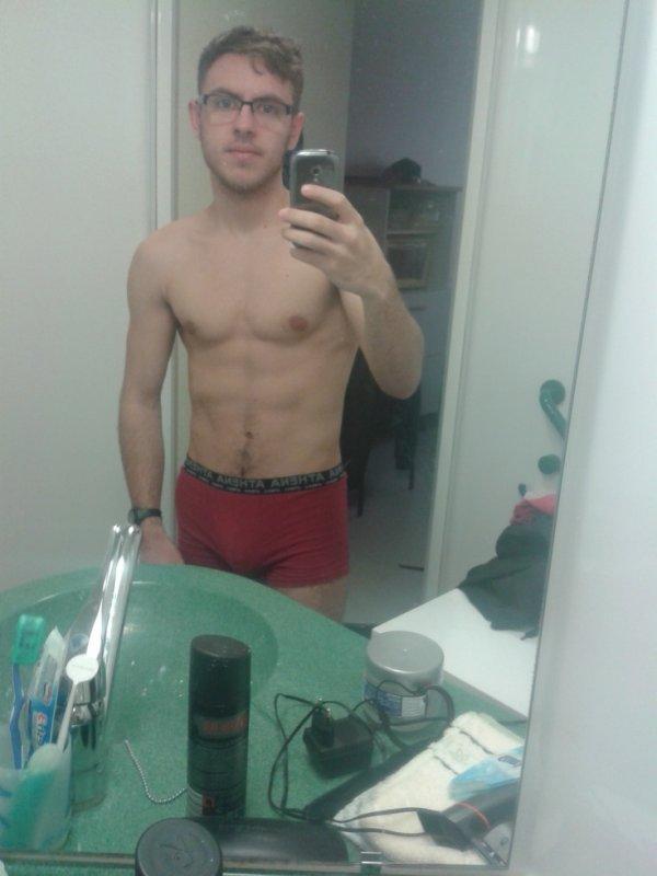 pix apres la douche du matin