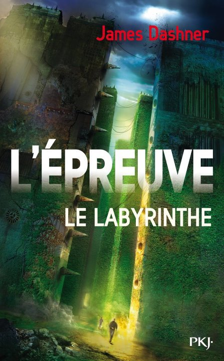 Le labyrinthe, Dashner Edition Pocket Jeunesse.