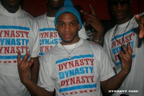 Dynasty corporation  VENDREDI 14 JANVIER AU MAGNUM LES FOTOS OFFICIELS
