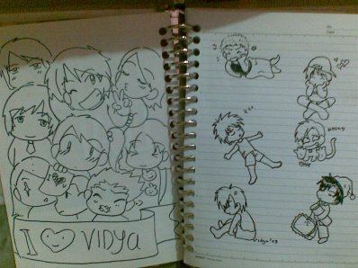 my drawing ^^
