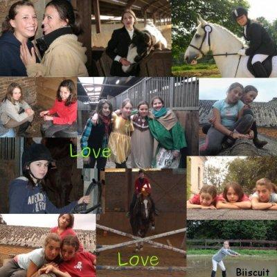 L'équitation, pas seulement une passion, mais aussi une amitié! (L)