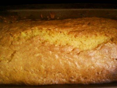 • LE CAKE AUX FRUITS CONFITS SANS GLUTEN •