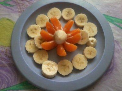 METTRE LES FRUITS EN VALEUR POUR LES ENFANTS