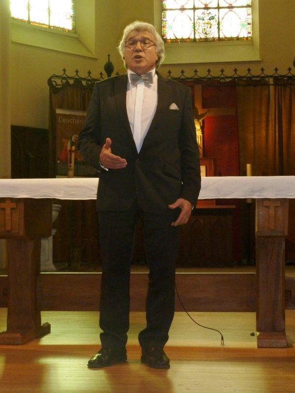 Concert de l'ensemble Arabesque en l'église de Flénu ce dimanche 17 mars 2013