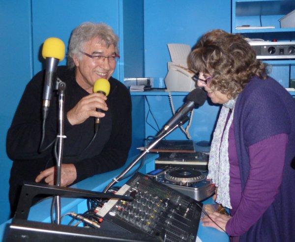 Interview de Domenico sur Radio Stars d'Havré ce vendredi 19 avril 2013