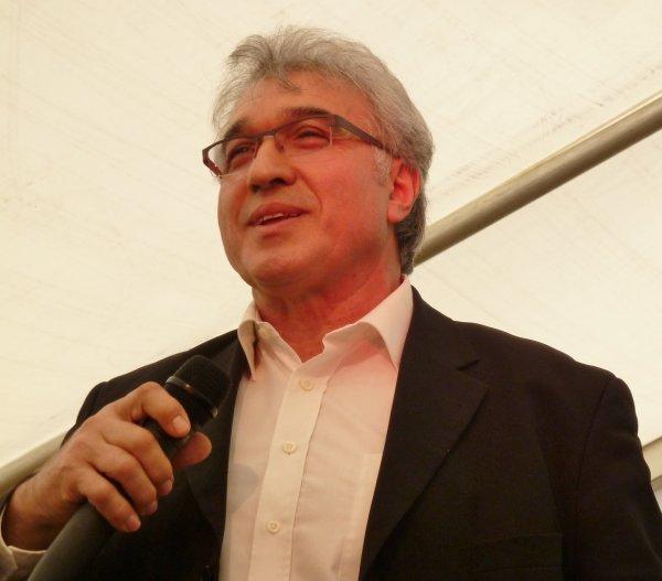 Fête du premier mai 2013 dans le parc communal de Baudour