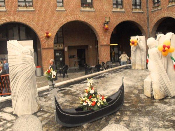 Venise à Mouscron, 1er juin 2013