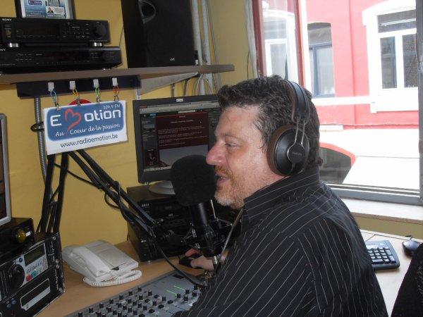 Radio-Emotion juillet 2013