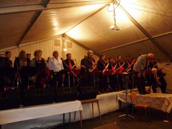 Concert à Petit-Dour, le 13 septembre 2013