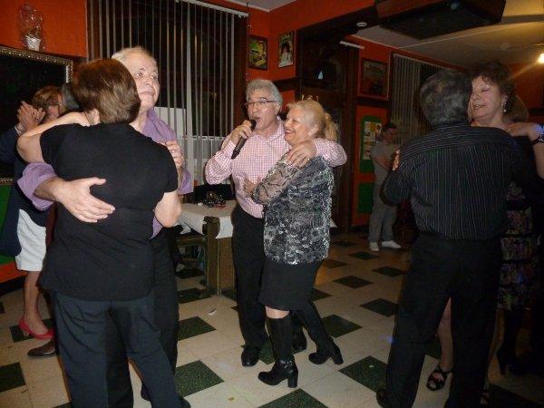 Renaix, 5 avril 2014, soirée dansante!