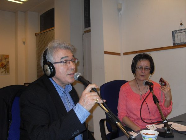 Interview de Domenico à la Radio Fréquence d'Andenne le 4 mars 2014