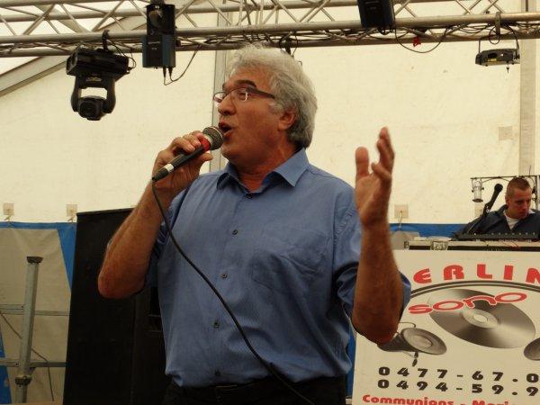 Concert pour le Télévie à Petit Waret, le 17 août 2014!