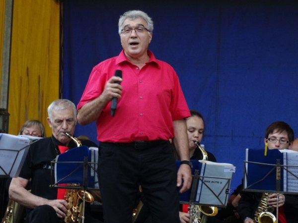 Concert du JBBand de Baudour à Saint-Ghislain, le 5 septembre 2012 à 19h