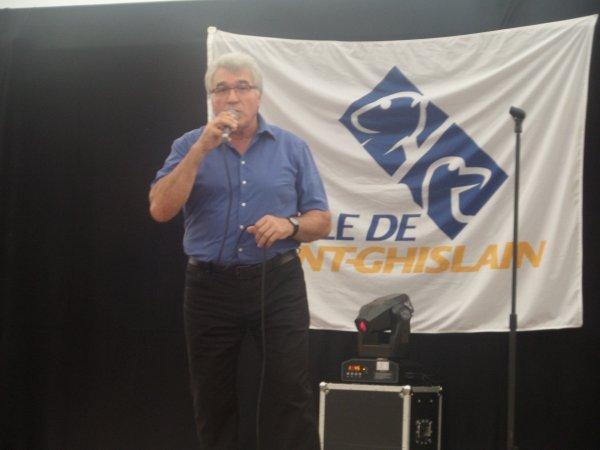 Fête multiculturelle à Hautrage-Etat (ancienne gare) le 27 septembre 2014