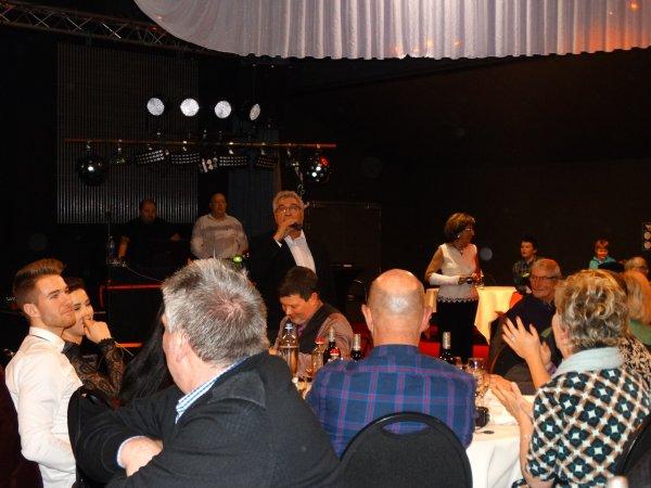 Gala du Royal ASM Plongée, Mons 29 novembre 2014