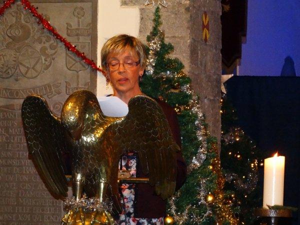 Veillée de Noël, Chièvres 24 décembre 2014