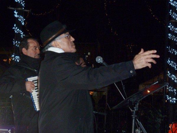 Concert de la chorale multiculturelle d'Hornu à Boussu ce dimanche 21  décembre 2014