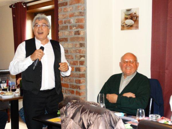 """Restaurant """"Aux Trois Fontaines"""", Beloeil, 1er mai 2015"""